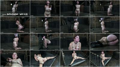 Hard Tied - Living Bondage Fantasy 2 (Maggie Mead)
