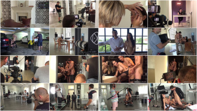 behind the scenes cara submissive