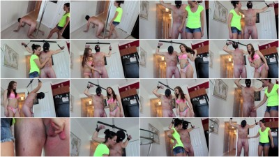 Ballbusting Surprise With Lady Bellatrix - Scene 2