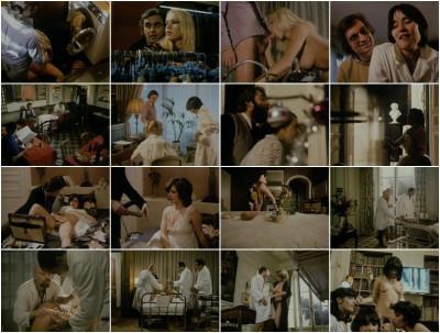 AFrance - La Clinique Des Pantasmes (1980) (Blue One)