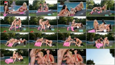 Summer Brielle and Alyson Tyler