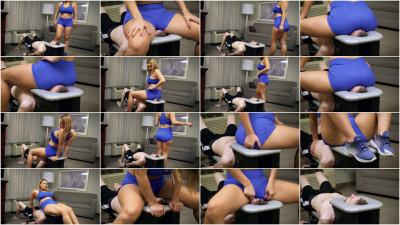 Megan Jones Sweaty Smothering