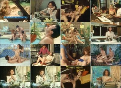 Blue Confessions(1983)- Loni Sanders, Andrea Lange, Serena