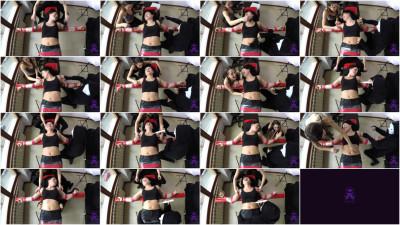 First Time Upperbody — Hyper Ticklish Elena — Full HD 1080p
