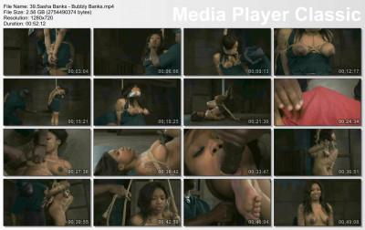 vid girl file - (Sasha Banks - Bubbly Banks - HD 720p)