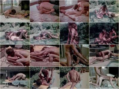 Sins Of Johnny X Bareback — Dave Daniel, Kurt Williams, Clay Grant (1970)
