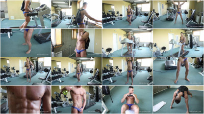 Cardio Workout — Ivan — Part 2 - Full Movie — HD 720p