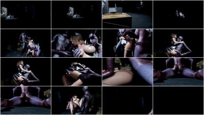 Alien Encounter - Horror Alley - Full HD 1080p