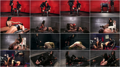 Obey Nikita - Latex Domination Part 1