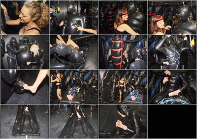 Blow Up Party By Mistress Chelsea Part 2