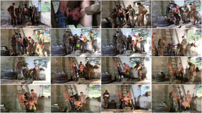 Gay War Games - A Terrorist Attack Part 2