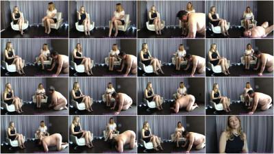 Amber And Skylar - Brat TV On Trend Slaves