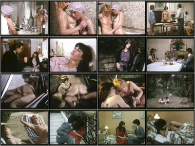 Paradies Der Luste (1979) - Cathy Stewart, France Lomay, Valerie Martin