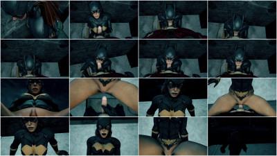 Batgirl and Robin - HD 720p