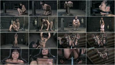 Nevers Reaching - Nyssa Nevers (media video, spank, spa)!