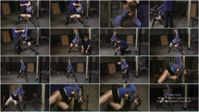 Summer's Legs Spread Strappado — Part 2 - HD 720p