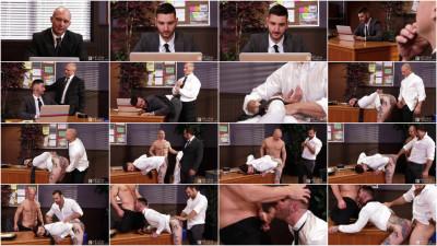 Sexual His Assment - Scene #01 - Jaxton Wheeler, John Magnum & Teddy Bryce 720p