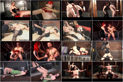 Inescapable Bondage Video Collection 2