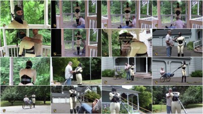 Houseofgord - Jewell Marceau in captivity again HD 2015
