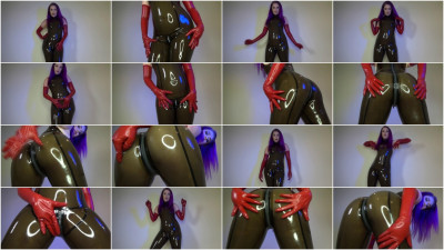 Worship LatexBarbie — 5 Days of catsuit worship — Day 1