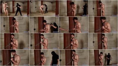 RusCapturedBoys Slave Alexei Naked. Part I