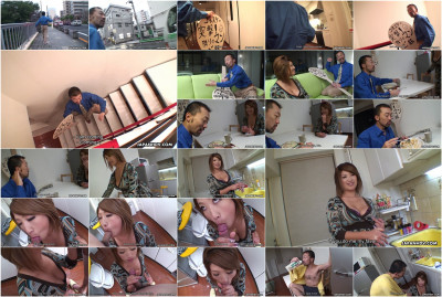 Miwa nishiki blows the cameraman