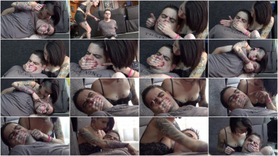 femdom download love - (Kevin Handgagged By Lil'Inked)