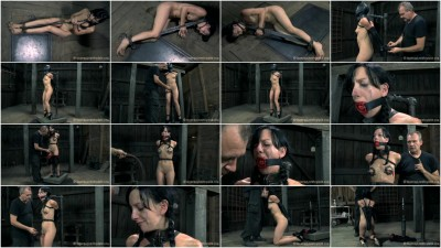 amazing bdsm face - (InfernalRestraints Elise Graves Sore Screams)