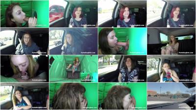 PortaGloryhole Videos, Part 1