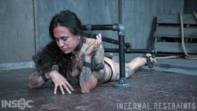 watch stud (The Joy of Suffering - Henna Hex).