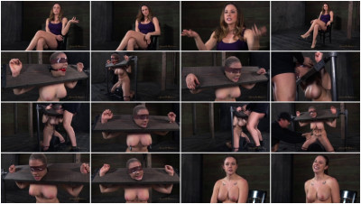 Sexually Broken - Chanel Preston ORGASMED beyond the capacity for rational thought - Feb 8, 2013