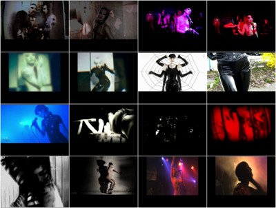 Grausame Töchter — Dark Electro Fetish Harsh , 20 videos