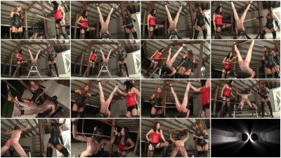 Kylie Rogue & Brianna Caning