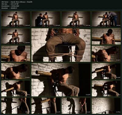 RusCapturedBoys - Hardy Slave Zhenya - All three parts