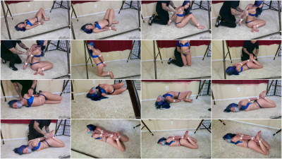 Alex Coal - Brutally Hogtied And Crying