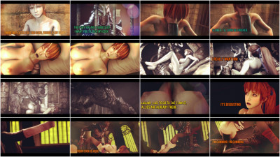 Kasumi the slave off Hell - pt 2