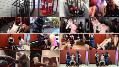 Alice in Bondage Land Full Pack up to August 2018, Part 2
