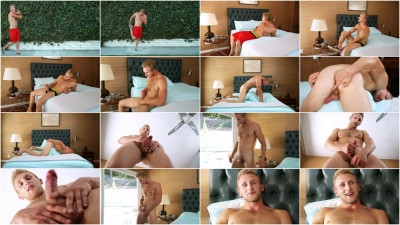 RandyBlue - Bisexual Hunk Jamie Pavel Strokes his cock for you [RB2783]
