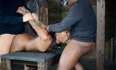 Beautiful 20 year old slave go hard