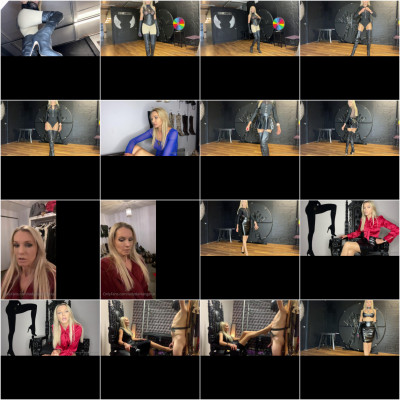 Lady Dark Angel Video Collection (2017-2021) Part 14