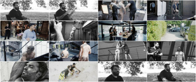Making of calendrier 2017