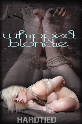 Whipped Blondie - London River - Nadia White!