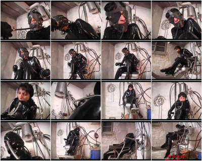 Girlies Rubber Latex Fetish (39 video)