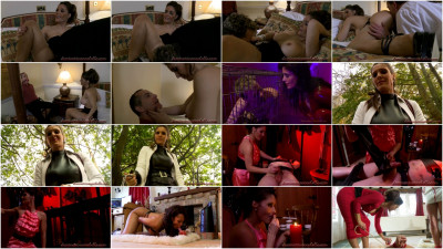 DominatrixAnnabelle Hot Full Super Nice Excellent Collection. Part 7