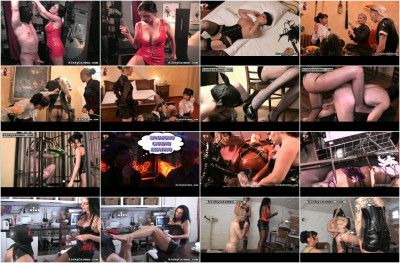 KinkyCarmen Super New Hot Nice Collection. Part 4 - english, electro, new, video, download