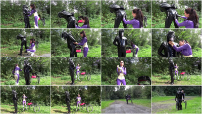 Mistress Susi - Latex Sulky Ride