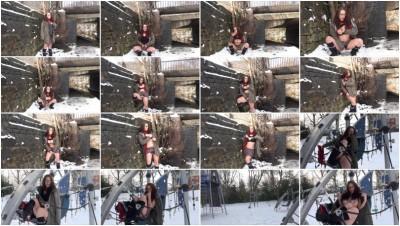 Snow Day 5 - masturbates, new, watch.