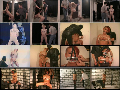 Torture of female breast, used a variety of torture