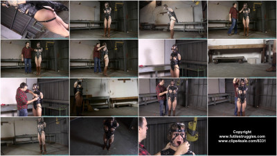 bondage online bdsm - (The harness)
