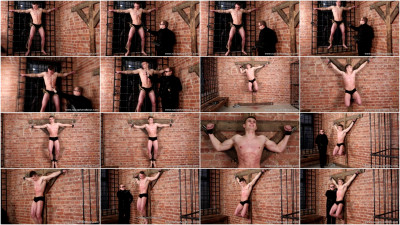 Captured Male Model Kirill - Part II